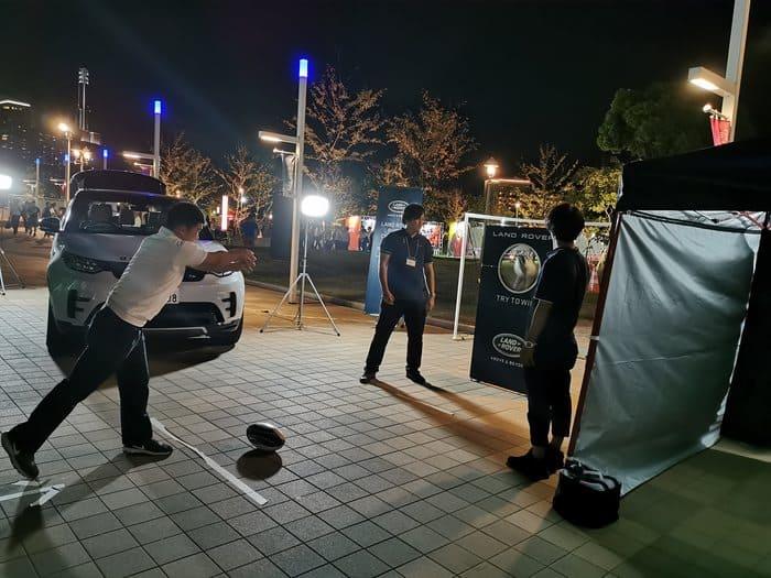 神戸ファンゾーントライチャレンジ